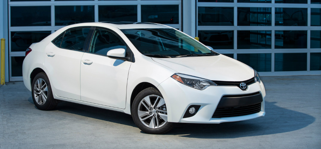 Gas Mileage for the 2016 Toyota Corolla