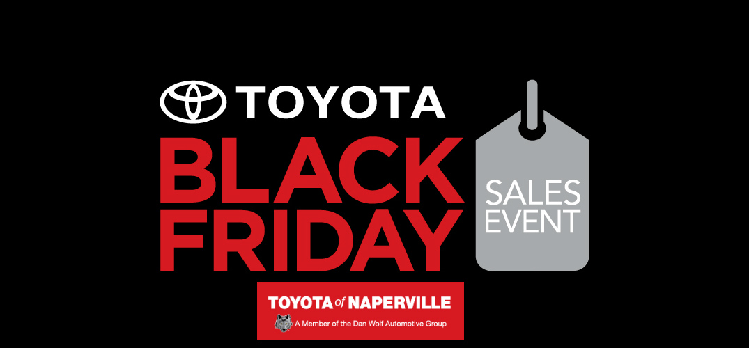 2015 Toyota Black Friday Sale in Naperville, IL