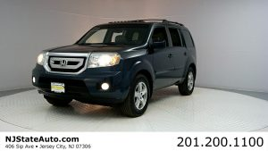 Used Cars in NJ Auto Auction - 2011 Honda Pilot 4WD 4dr EX-L