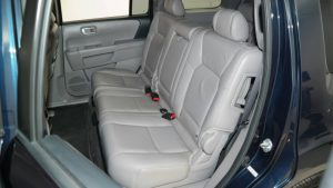 Used Cars in NJ Auto Auction - 2011 Honda Pilot 4WD 4dr EX-L Back Seats