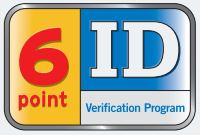 6 Points ID Verification - NJ Motor Vehicle Rules