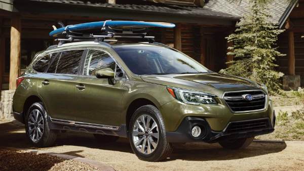 Used Subaru Outback in NJ