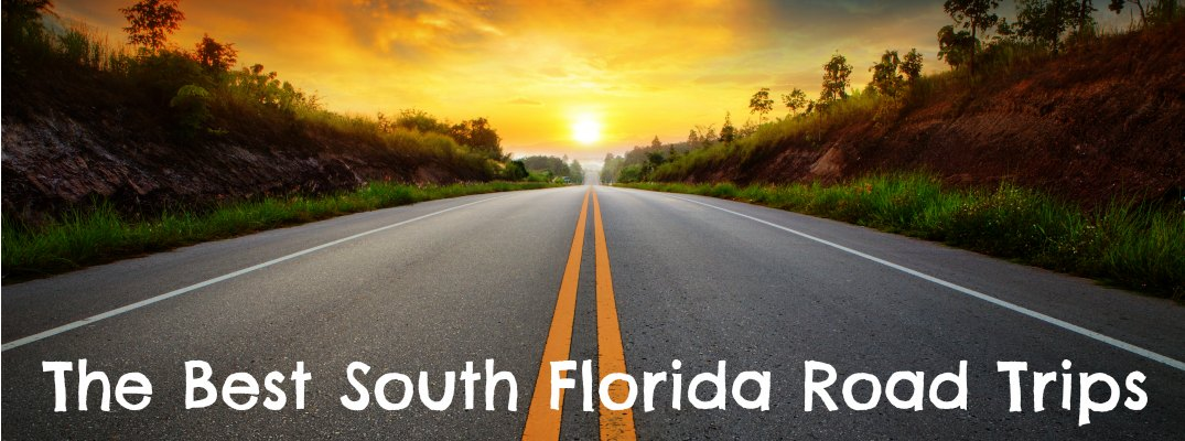 Best Road Trips near Miami FL