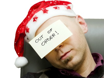 Dealing With Christmas Stress