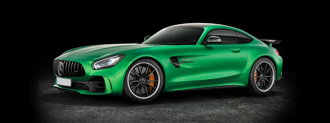 2017 Mercedes-AMG GT R North Miami Beach FL