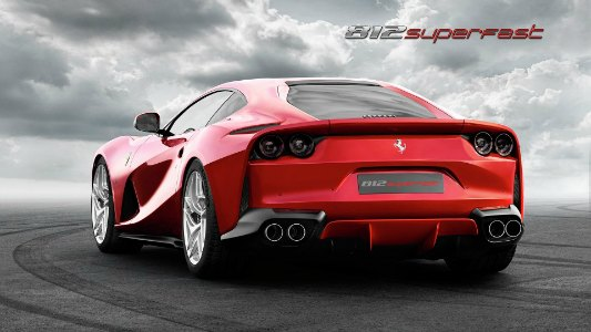 Ferrari 812 Superfast Photos
