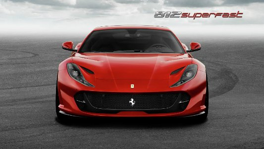 Ferrari 812 Superfast Performance
