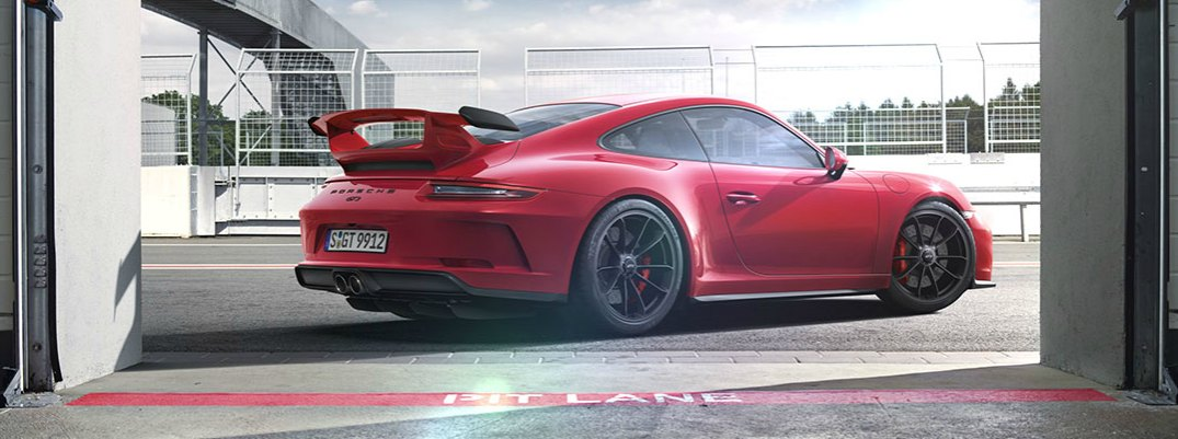 2018 Porsche 911 GT3 Revealed and Coming Soon to North Miami Beach!