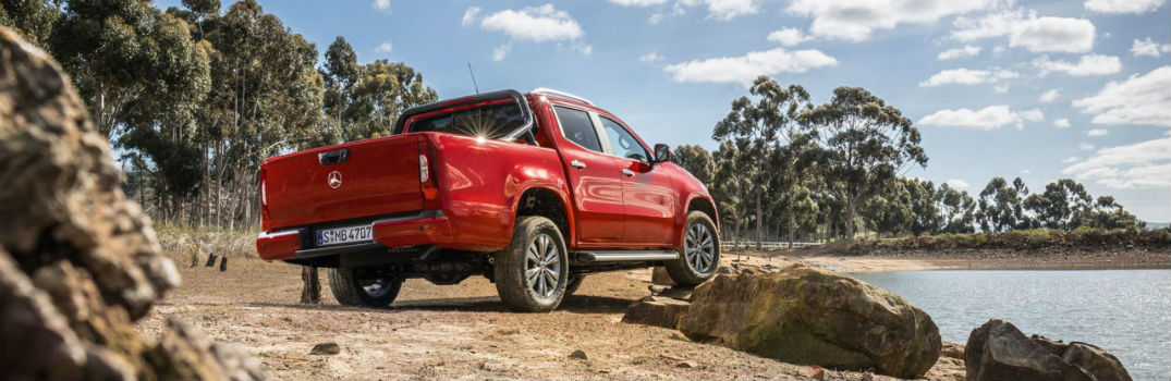 Is MB making a premium pickup truck?