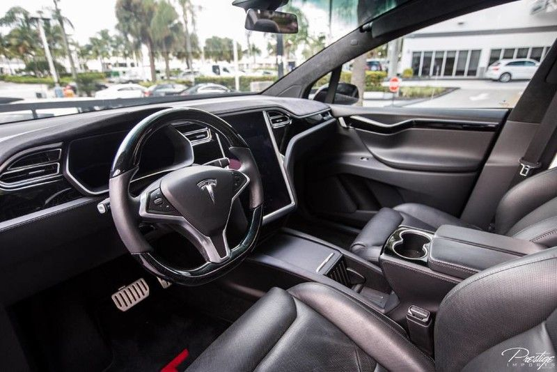 Tesla P90d For Sale >> 2016 Tesla Model X P90D Founders Edition For Sale Miami FL