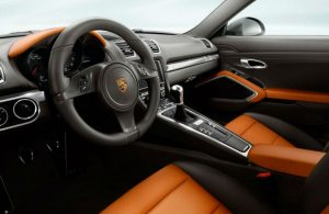 Used Porsche Boxster Features