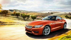 BMW Z4 Comfort Options