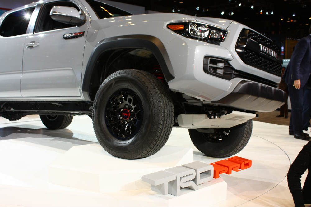 2017 toyota tacoma trd pro release date. Black Bedroom Furniture Sets. Home Design Ideas