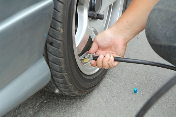 Where Can I Find My Tire Pressure Information