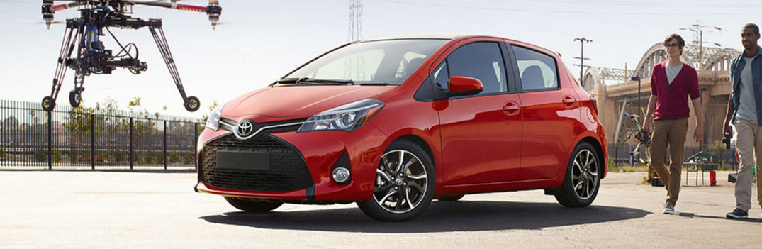 how much cargo space does the 2016 toyota yaris have. Black Bedroom Furniture Sets. Home Design Ideas