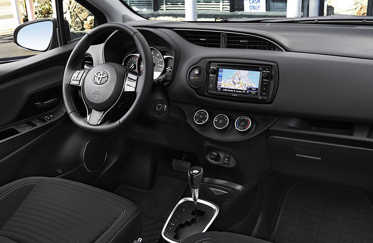 2017 toyota yaris ia vs 2017 toyota yaris. Black Bedroom Furniture Sets. Home Design Ideas
