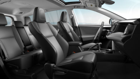 toyota softex seating