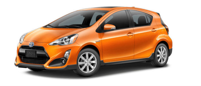 2017 toyota prius c exterior color options. Black Bedroom Furniture Sets. Home Design Ideas