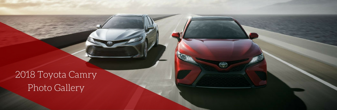 2018 toyota camry photo gallery