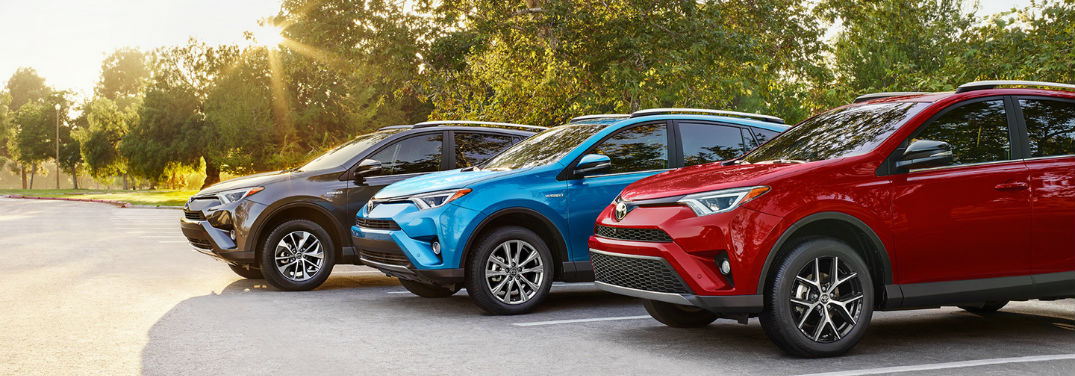 2017 toyota rav4 available color options exterior