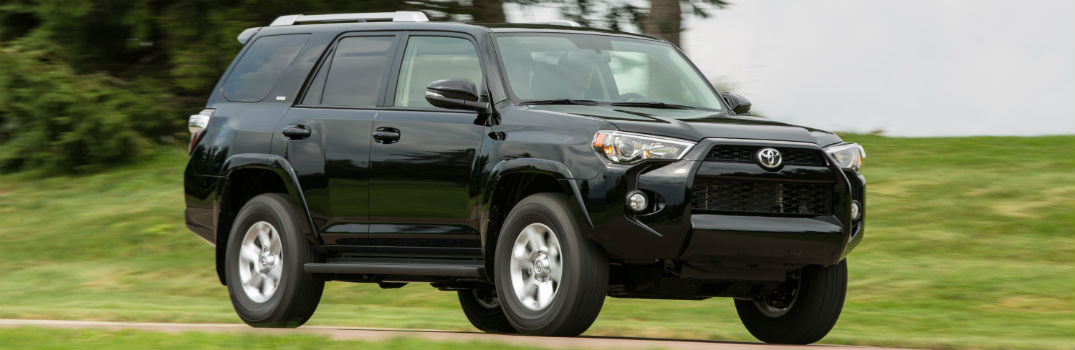 2018 Toyota 4Runner Specs & Features