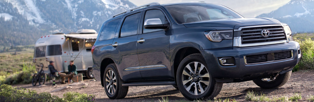 2018 Toyota Sequoia Specs & Features_o