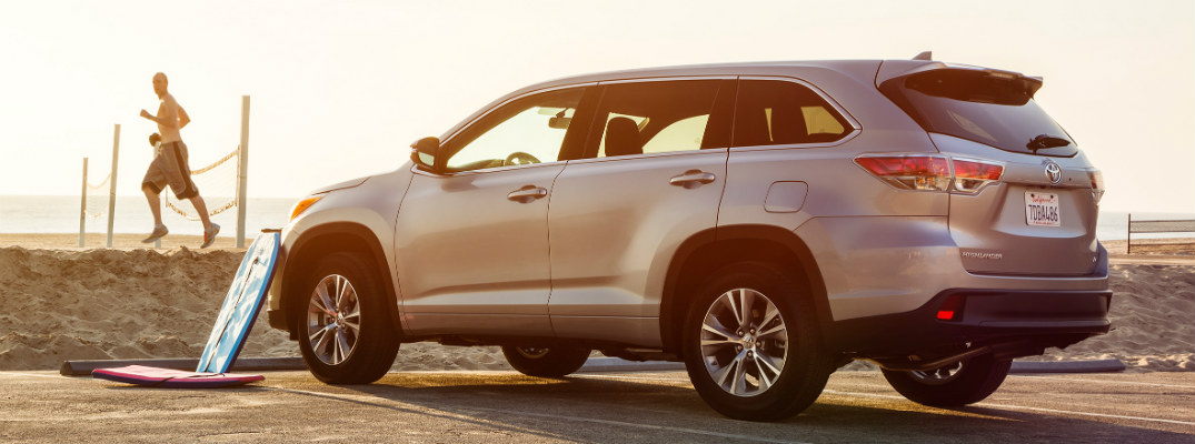 can the 2016 toyota highlander tow a trailer. Black Bedroom Furniture Sets. Home Design Ideas