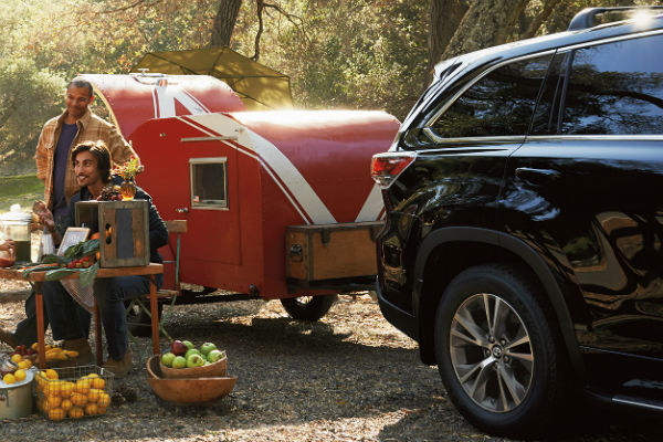 Toyota Highlander Towing Capacity >> Can the 2016 Toyota Highlander tow a trailer?
