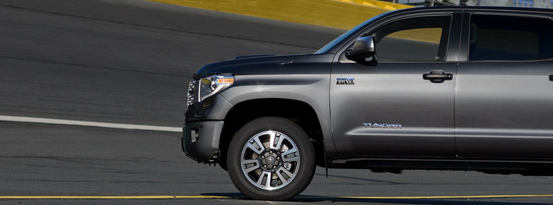 Lastest What Does The 2018 Toyota Tundra TRD Sport Look Like