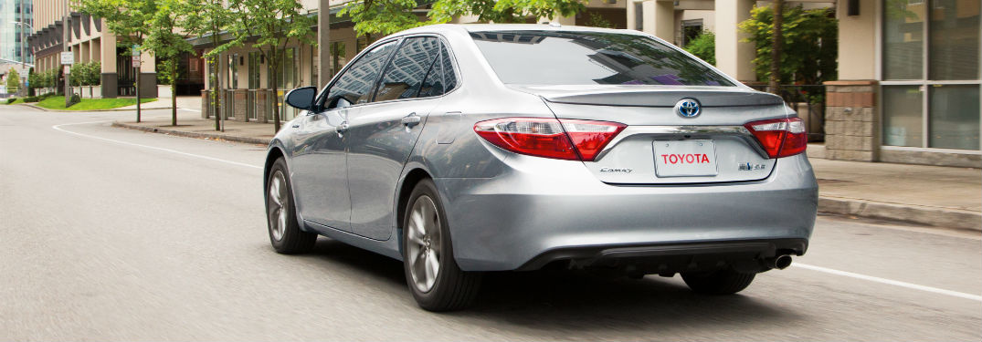 Recommended Tire Pressure on the 2017 Toyota Camry