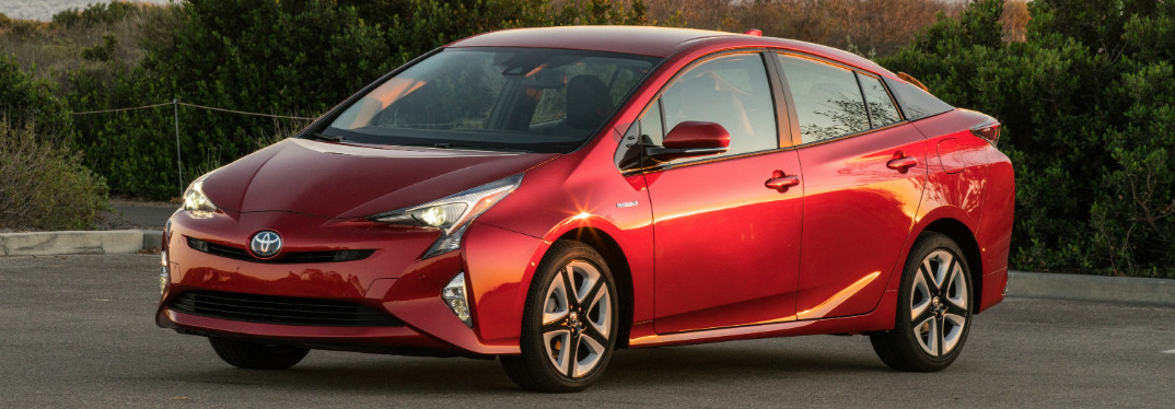 Which Prius model has the best MPG?