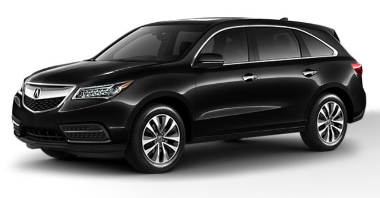 2016 acura mdx color options and interior design. Black Bedroom Furniture Sets. Home Design Ideas