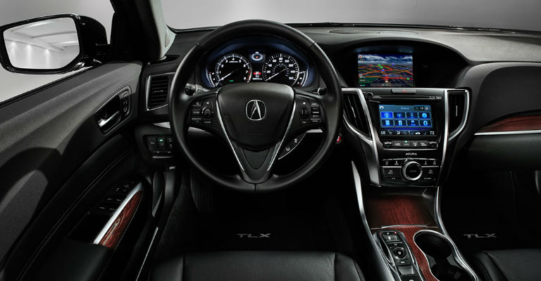 2017 Acura Tlx Colors And Package Options