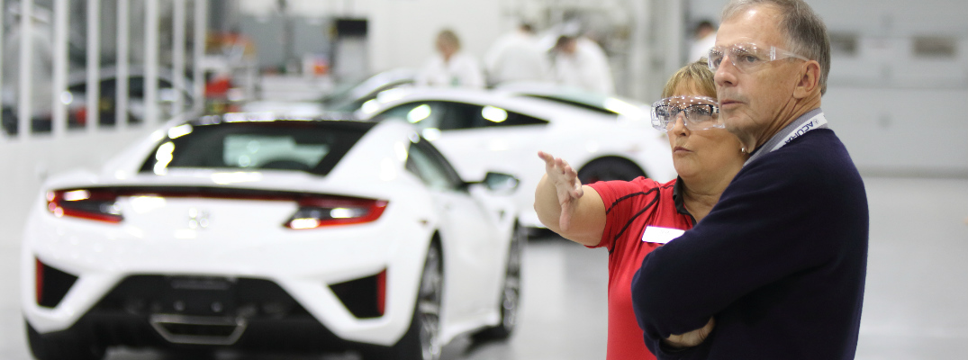 2017 Acura NSX Insider Experience: Making of a Supercar