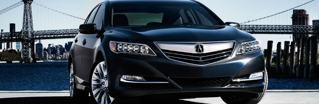 2017 Acura RLX Pricing and Features_o