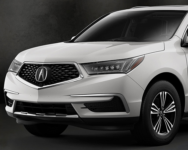 cargo space and passenger volume in the 2017 acura mdx. Black Bedroom Furniture Sets. Home Design Ideas