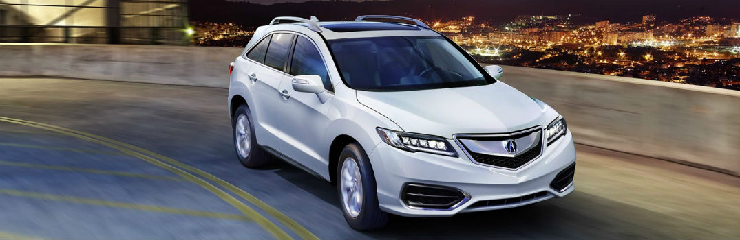 Is The Towing Capacity Of The Acura Rdx