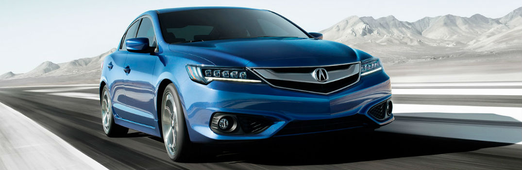 How Fast is the 2017 Acura ILX?