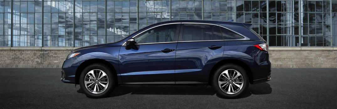 What is the Fuel Efficiency in the 2018 Acura RDX?