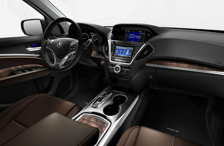 2017 Acura Mdx Technology And Entertainment Packages