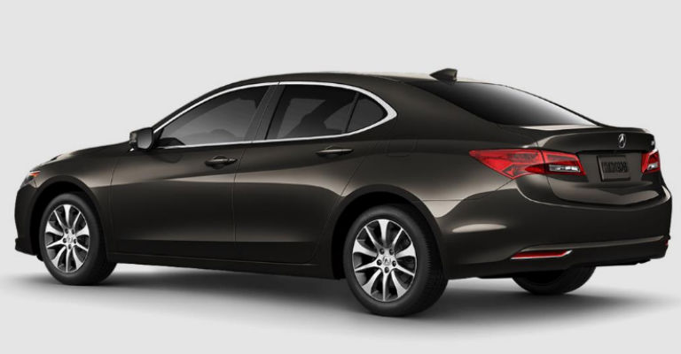 2017 Acura TLX Colors and Accessories