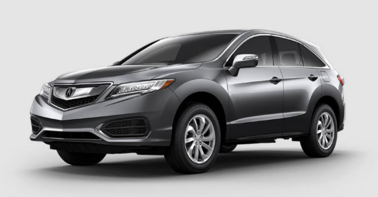 2017 Acura Rdx Exterior Color Options