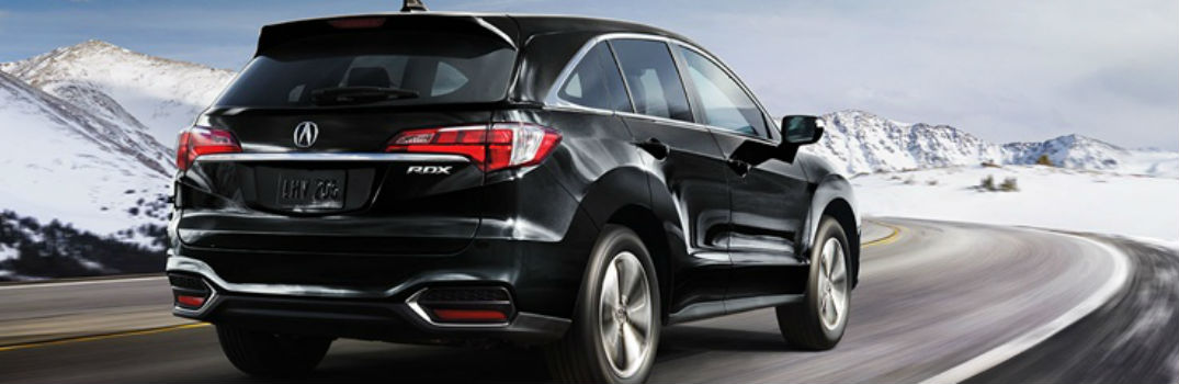2017 Acura RDX Safety Features_o