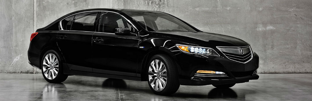 2017 Acura RLX Engine and Performance Features
