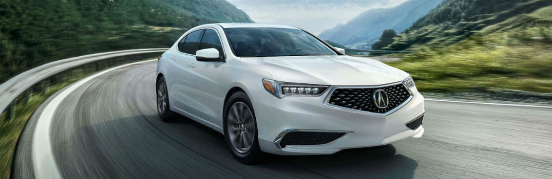 2018 Acura TLX Specs and Features