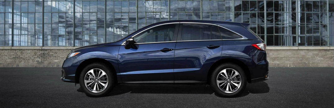 What is in the 2018 Acura RDX AcuraWatch™ Plus Package?