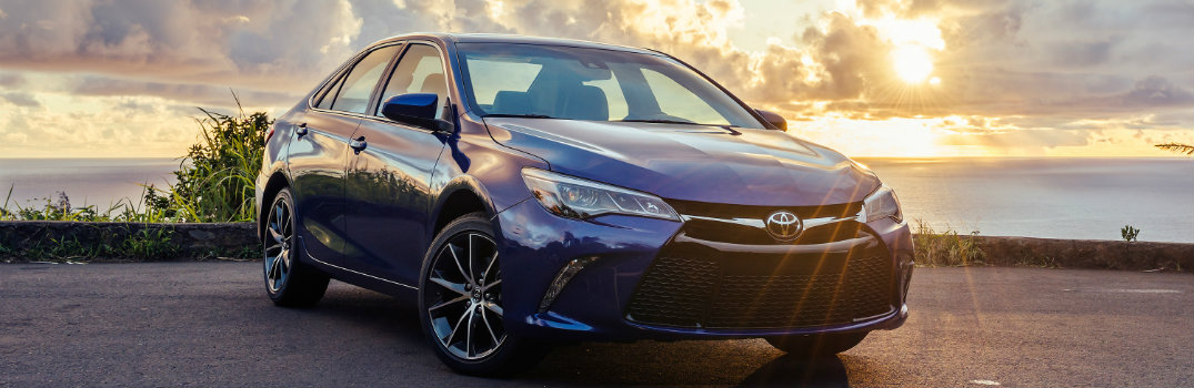 2016 toyota camry most american made car. Black Bedroom Furniture Sets. Home Design Ideas