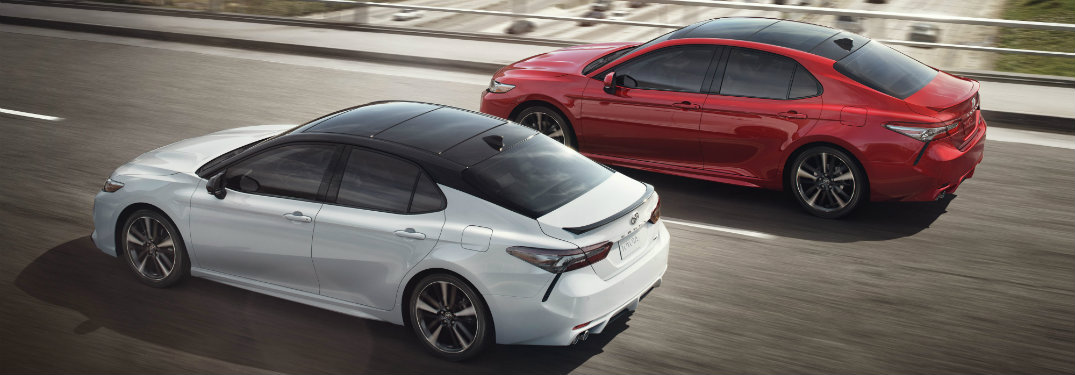 Updates for the 2018 Toyota Camry redesign_o