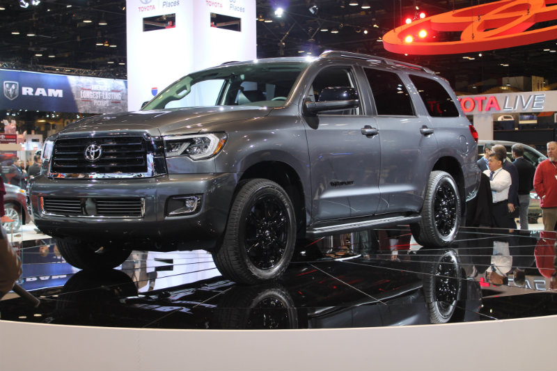 Toyota Tundra Sport Package | Autos Post
