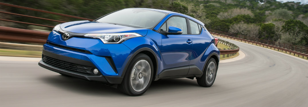 2018 Toyota C-HR Pricing and dealership arrival date